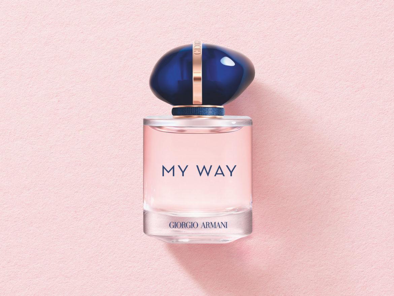 Giorgio Armani nuovo profumo My Way